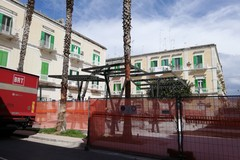 """Dopo mesi di lavori la """"nuova"""" Piazza Principe di Napoli prende forma"""
