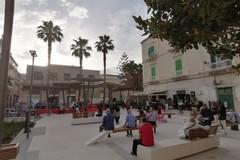 Inaugurata a Molfetta la nuova Piazza Principe di Napoli
