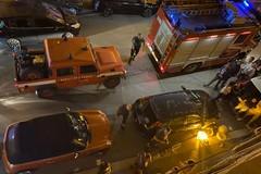 Tragedia sfiorata a Corso Dante, Comune di Molfetta: «Fatalità. Già avviati i controlli sui pali»