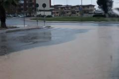 Cessata l'allerta meteo a Molfetta. Ieri danni anche a ristoranti e bar