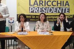 Regionali, il Movimento 5 Stelle compatto con la candidata Laricchia