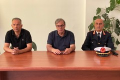 Presentato il Comandante della Polizia Locale di Molfetta Cosimo Aloia