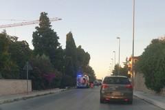 Ancora un sinistro a Molfetta: uomo soccorso in strada