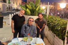 Riccardo Muti a Molfetta. Le immagini subito virali