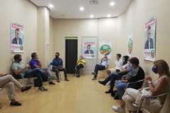 Nicola Frantoianni chiude la campagna elettorale di Nico Bavaro a Molfetta
