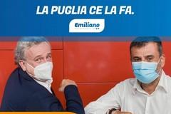 Michele Emiliano e Antonio Decaro mercoledì a Molfetta