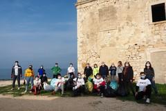 I volontari di 2hands Molfetta raccolgono 163,3 kg di rifiuti dal Gavetone