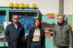 Marta de Robertis Presidente della Confartigianato provinciale meccanica