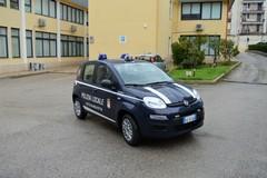 Tre nuovi mezzi al servizio della Polizia Locale di Molfetta