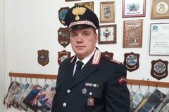 Carabinieri, il luogotenente Dante ad Andria. È stato per 13 anni a Molfetta