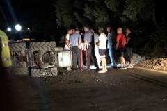 Auto si scontra con un trattore: grave un uomo, ricoverato al Policlinico