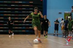 Michela Azzarino veste la maglia del Futsal Molfetta