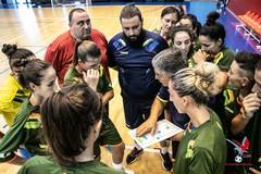 Futsal Molfetta, ko di misura in amichevole con il Bisceglie Femminile