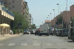 Incidente su via Giovinazzo: traffico rallentato