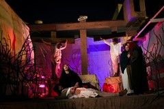 """La """"Passione Vivente"""" nella parrocchia Santa Famiglia di Molfetta si conferma un successo di pubblico e critica"""