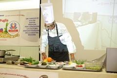 Cooking show dai sapori molfettesi
