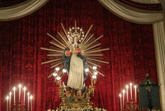 La Novena dell'Immacolata in streaming