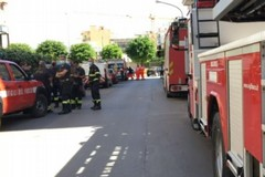 Paura in via Samarelli: si barrica in casa ed esplode alcuni colpi di pistola