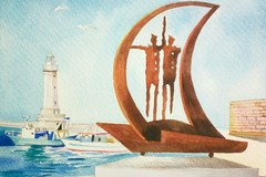 Un nuovo monumento ai caduti sul mare inaugurato il 15 maggio prossimo