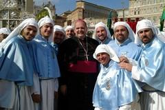 La Confraternita dell'Immacolata Concezione a Roma: LE FOTO