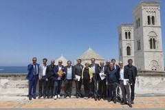 """Inaugurato il cantiere di """"Palazzo Dogana"""": sarà un hotel extra lusso e un contenitore culturale"""