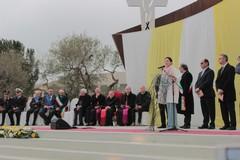 Inaugurato l'anfiteatro dedicato a Don Tonino alla presenza del Cardinale Amato - LE FOTO