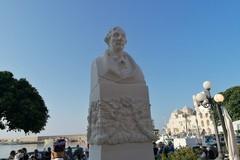 Inaugurata la stele monumentale dedicata a Giuseppe Saverio Poli