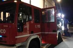 Ancora un incendio d'auto a Molfetta. Trovata una tanica di benzina