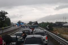 Incidente mortale all'altezza di Bisceglie nord, problemi di viabilità verso Molfetta