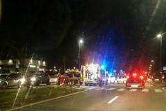 Incidente in via Olivetti alla Zona Industriale, feriti i passeggeri di una Smart