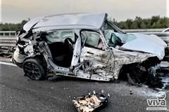 Incidente camion-suv sulla 16 bis a Giovinazzo. Code fino a Molfetta