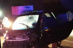 Incidente tra Molfetta e Bisceglie, 20enne trasportata all'ospedale di Andria