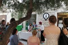 Ancora turisti all'Info Point di Molfetta: gruppi da Italia e dall'estero