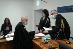 In mattinata l'insediamento del dottor Maralfa a Procuratore aggiunto a Bari