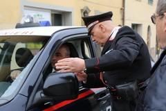 Mattinata di tensione: speronano i Carabinieri, quattro in fuga