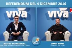 Intervista doppia referendum del 4 Dicembre