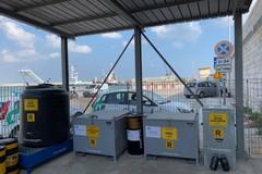 Isola ecologica al porto di Molfetta, modifiche al piano di raccolta di rifiuti