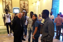 """""""Istantanee"""", la prospettiva dei rifugiati in mostra alla Chiesa della Morte"""