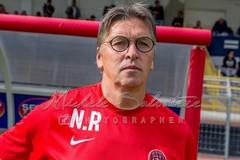 Nicola Ragno non è più l'allenatore del Potenza