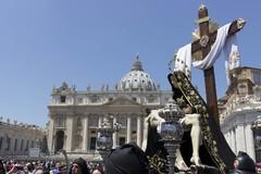 22 maggio 2016, il ricordo della Pietà a Roma - IL VIDEO