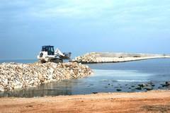 Nuovo porto a Molfetta, senza bonifica niente lavori
