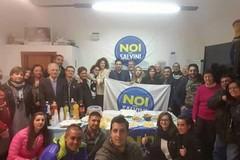 Riordino, la protesta del Movimento Noi con Salvini