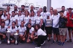 Regata dei Gonfaloni a Pescara, trionfo per la Lega Navale Molfetta