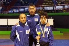 Campionato italiano cadetti di lotta libera: Argento per il molfettese Ilario Samarelli