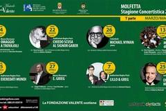 Inaugurata la stagione concertistica 2014