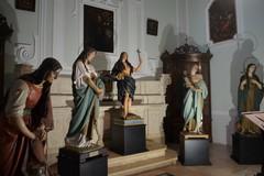 Prorogata di una settimana l'esposizione delle antiche statue della Maddalena presso il Purgatorio