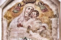Anche oggi visita straordinaria della chiesa della Madonna della rosa