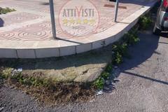 Barriere architettoniche in Via Spadolini? La denuncia degli Attivisti 5 Stelle di Molfetta