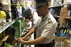 Lotta alla contraffazione: pioggia di denunce e sequestri