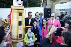 Svelata la mascotte molfettese del Giro d'Italia